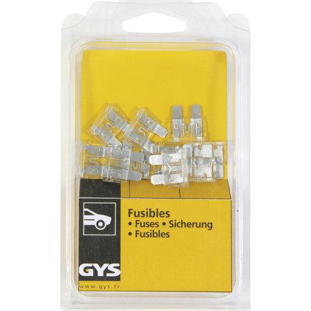 GYS 10A zekering voor GYS laders en soortgelijke 10A apparaten