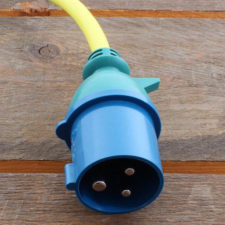 Ratio Splitterkabel 16A voor walstroom / CEE stekker