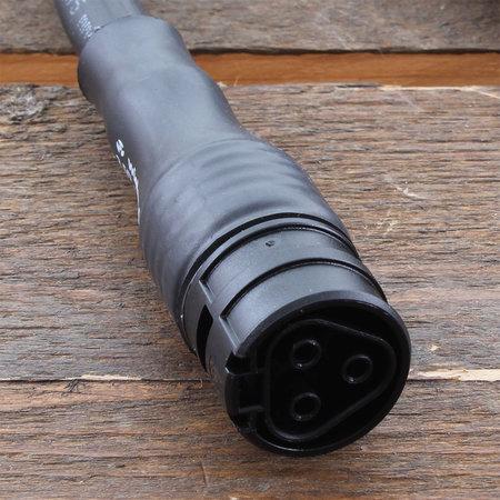 Ratio Interne stroomkabel voor AC16 walstroomsysteem   3G2.50mm   20A   2M