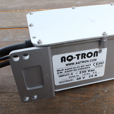 AQ-TRON Hoogfrequent Acculader 48V 40A - WET