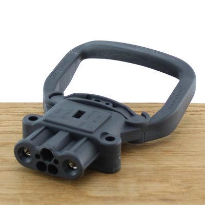 REMA Eurostekker 80A - Vrouwelijk - 25mm² - Met aangegoten handvat