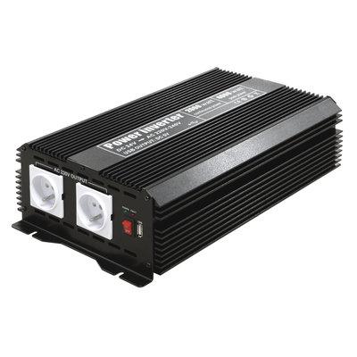 GYS Omvormer / inverter MSW 82000 2000W 24V
