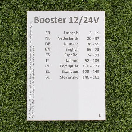 SOS Booster SOS 12V/24V 2000/1000CA