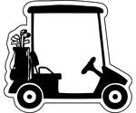Golfkar / Golf buggy / Club Car