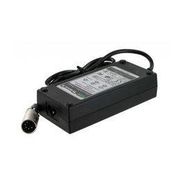 Fiets acculader 36V 2A - TranzX XLR 5-pins