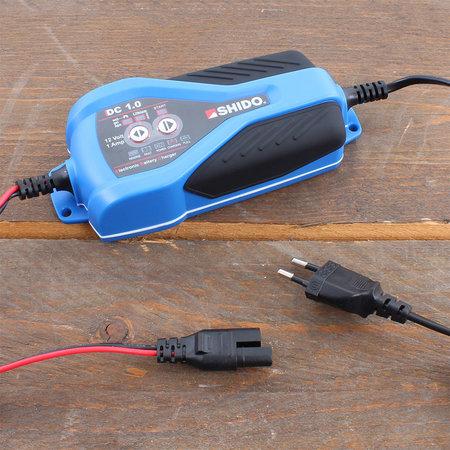 SHIDO DC 1.0 Duo Acculader/ Druppellader