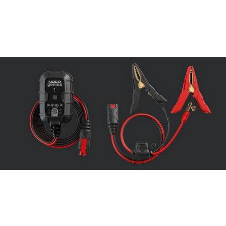 Noco Genius 1 Acculader/ Druppellader 6V en 12V