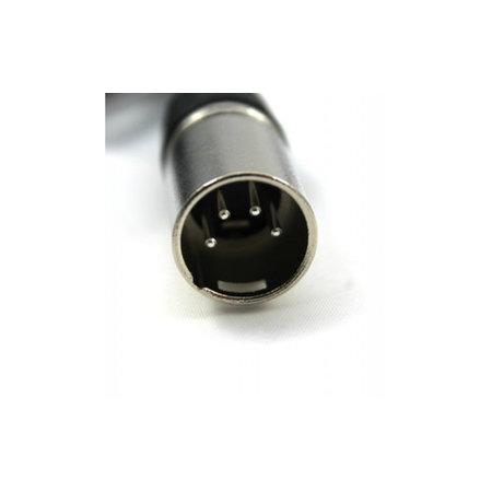 Fiets acculader 36V 2A - XLR 4-pins Neutrik