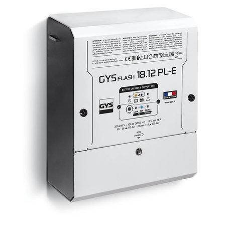GYS GYSFLASH 18.12 PL-E   12V 18A
