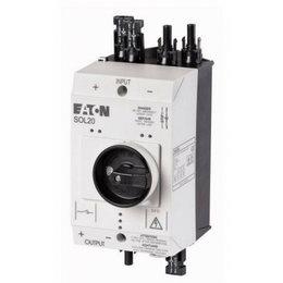 Eaton PV-Schakelaar SOL20 Lastscheider 2 x MC4