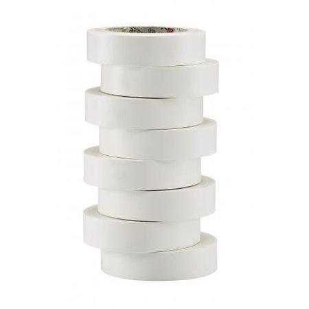 BizLine Vinyltape 15mm x 10m wit (1 rol)