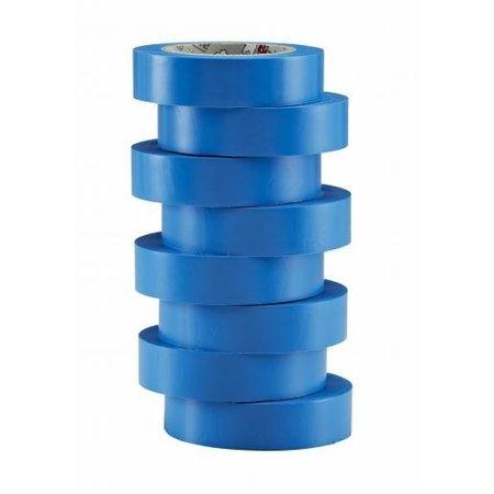 BizLine Vinyltape 15mm x 10m blauw