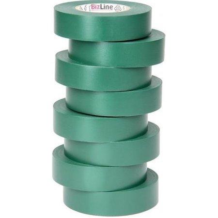 BizLine Hoogwaardige vinyltape 19mm x 20m groen