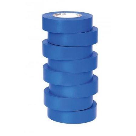 BizLine Hoogwaardige vinyltape 19mm x 20m blauw
