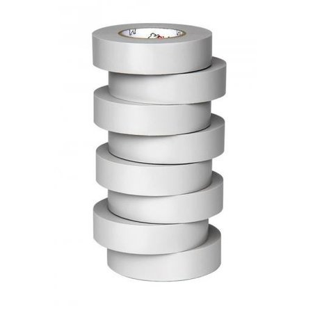 BizLine Hoogwaardige vinyltape 19mm x 20m grijs