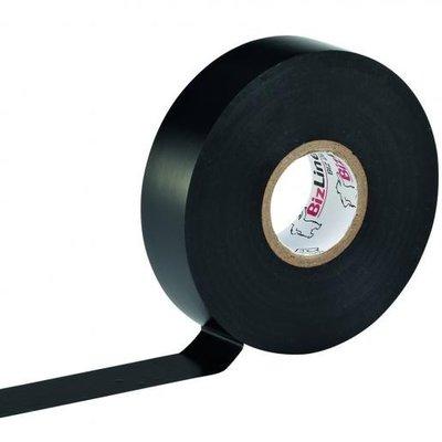 BizLine Zelfklevende tape 19mm x 20m zwart