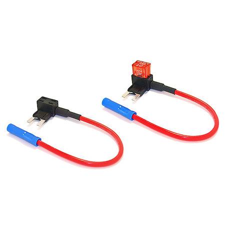 Zekeringhouder / fuse holder Minioto Circuit+