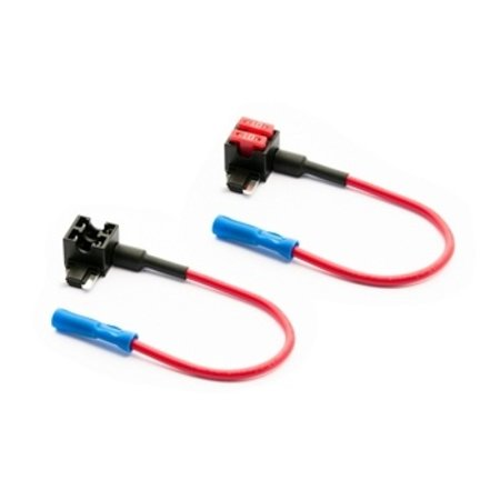 Zekeringhouder / fuse holder Minioto Circuit+ 10A LP