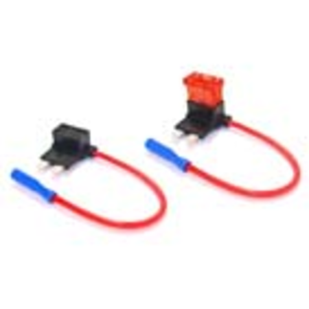 Zekeringhouder / fuse holder Normoto Circuit+