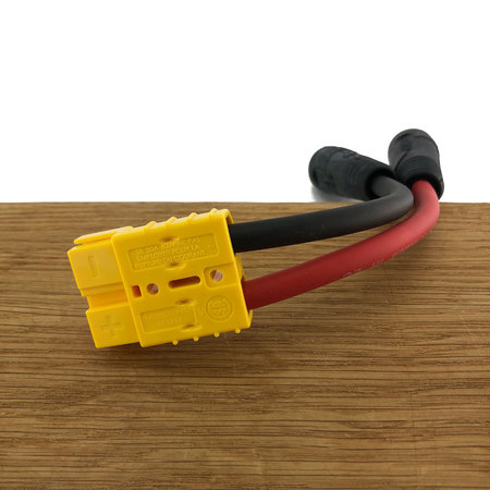 GYS Adapter 15cm - 15mm2 Anderson SB50/Texas connector