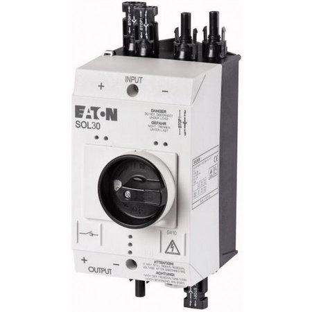 Eaton PV-Schakelaar SOL30 Lastscheider 2 x MC4