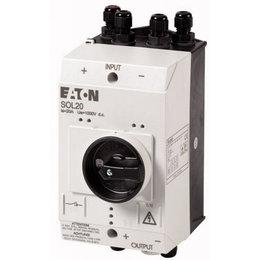 Eaton PV-Schakelaar SOL20 Lastscheider 2 x MV