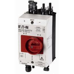 Eaton PV-Schakelaar SOL30 Brandweerschakelaar 2 x MC4