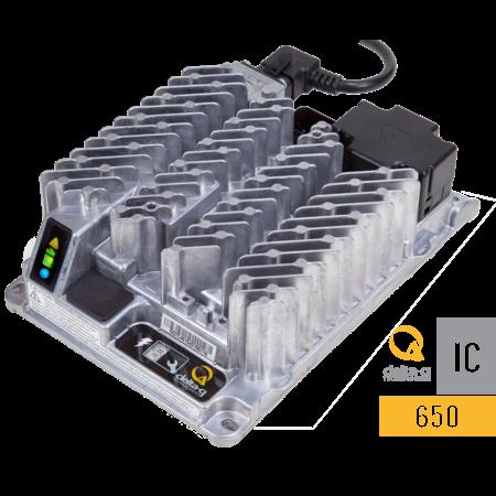 Delta-Q IC650 48V/ 13,5A Acculader IP66