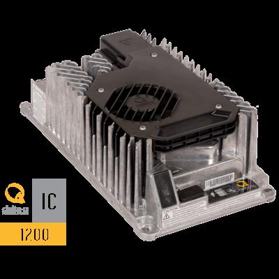 Delta-Q IC1200 48V/ 25A Acculader IP66
