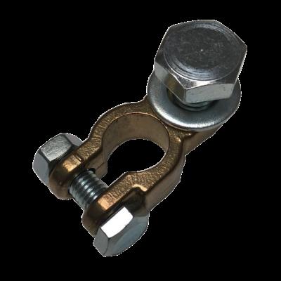Accupoolklem Plus met M12 schroefdraad