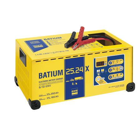 GYS acculader BATIUM 25.24 X | 6, 12, 24V | 1150W