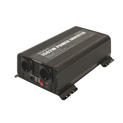 GYS Omvormer / inverter PSW 1502W 12V met remote