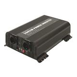 GYS Omvormer / inverter PSW 2002W 24V met remote
