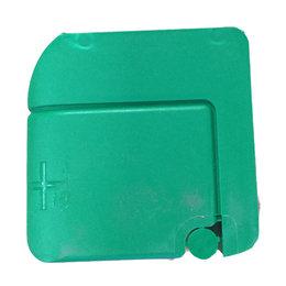 Accupoolkap Groen - Plus