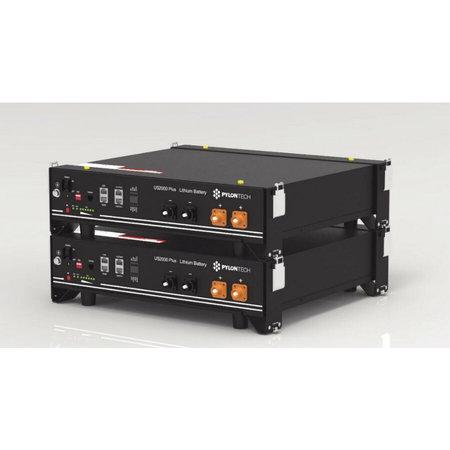 Pylontech US2000 Plus 95 LiFePO4 48V 2400Wh