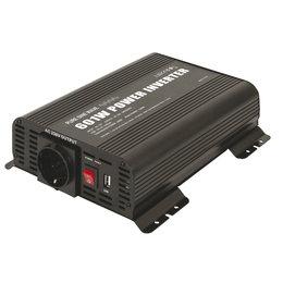 GYS Omvormer / inverter PSW 601W 12V