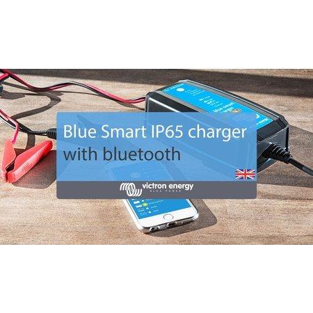 Victron Blue Smart IP65 Acculader 24/5 - Retour