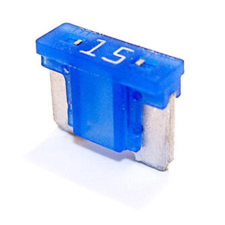 Minioto Low Profile Zekering 15A Blauw