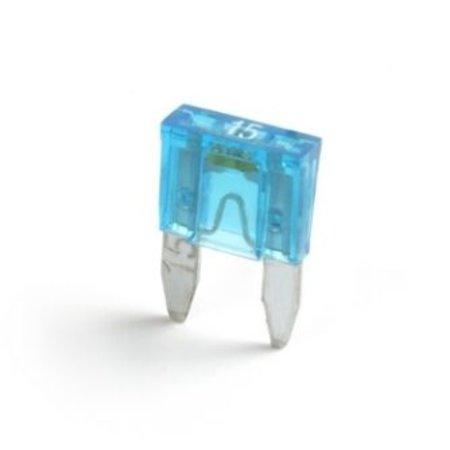 ShoBlo Minioto Zekering 15A Blauw