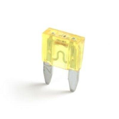 ShoBlo Minioto Zekering 20A Geel