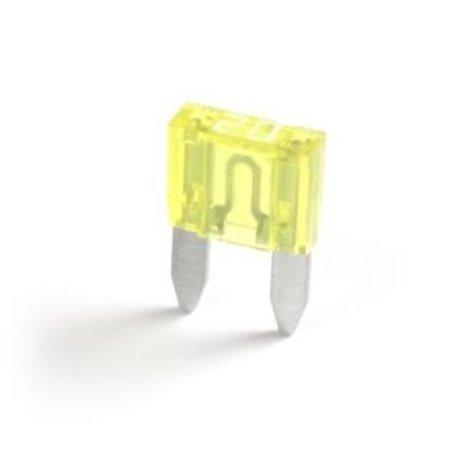 Minioto Zekering 20A Geel
