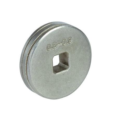 """Telwin Doorvoerrol MIG-MAG - Feed roll 1R 0,6FE-0,8/0,9FL """"C"""""""