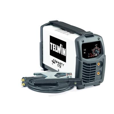 Telwin Infinity 172 MMA/ TIG inverter lasapparaat