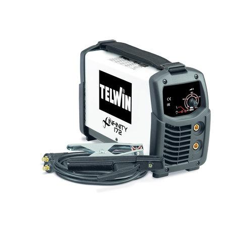 Telwin Infinity 172 MMA/ TIG inverter lasapparaat 115/230V ACD