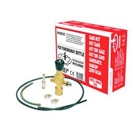 Telwin Aansluitset/ Gas Kit voor wegwerpfles Mig-Mag/ Tig