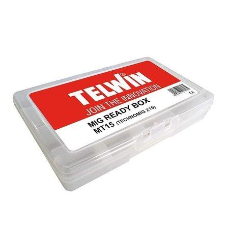 Telwin MIG Ready Box F MT15 - Verbruiksartikelen MIG/Mag-toorts