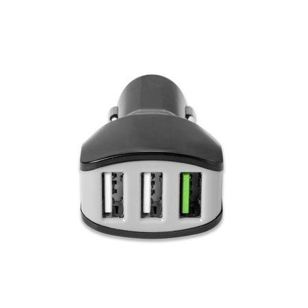 Celly Triple USB Autolader/ Adapter/ Oplader