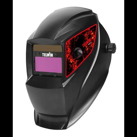 Telwin Tribe 9-13 Automatische Lashelm MMA/MIG-MAG/TIG