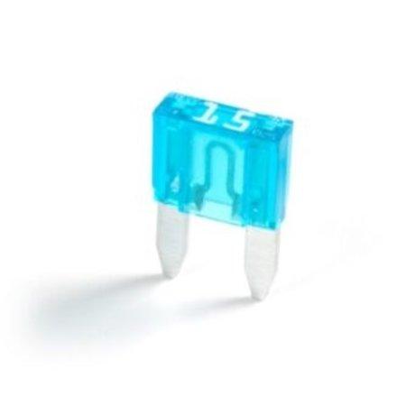 Minioto Zekering 15A Blauw