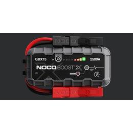 Noco Genius GBX75 Noco Boost X Lithium Jumpstarter 2500A
